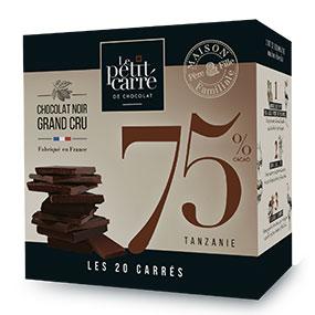 boite 20 carres chocolat 75 origine tanzanie-Le petit carre de chocolat.jpg