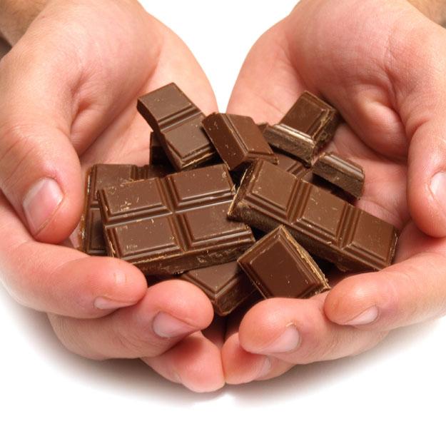 Le chocolat u lait, un chocolat tout en douceur.
