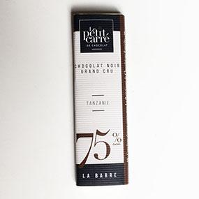 la barre chocolat 75 origine tanzanie-Le petit carre de chocolat.jpg