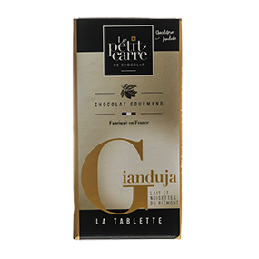 Tablette gianduja
